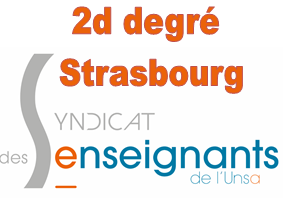 Se-Unsa Académie de Strasbourg